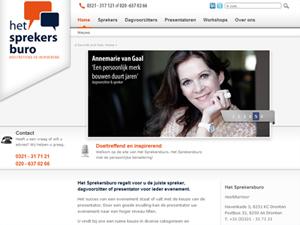 Klik op de foto om naar de website van hetspekersburo.nl te gaan.